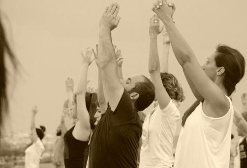 Δωρεάν Δοκιμή Vinyasa Yoga