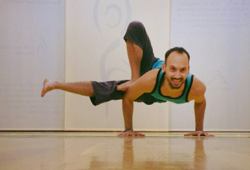 ARM BALANCES…HOW TO MOVE IN AND OUT!